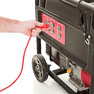 generator plug in