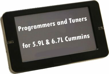 Programmers and Tuners for 5.9L & 6.7L Cummins