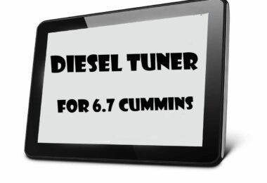 Diesel Tuner for 6.7 Cummins