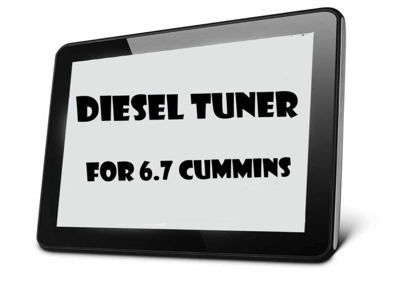 Diesel Tuner for 6.7 Cummins