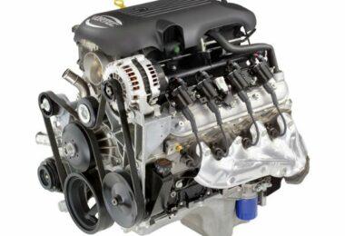 6.0 vortec engine