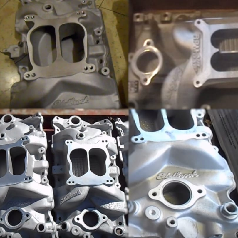 Best Intake Manifold for Chevy 350 Review: 5 Top-Rated in ...