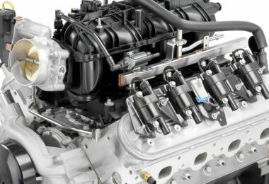 6.0 Vortec Engine