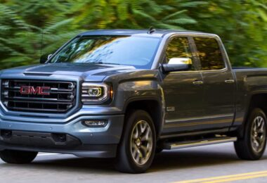 Photo of 2017 GMC Sierra 1500