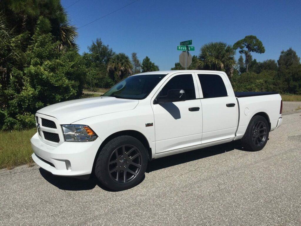 Dodge Ram Lowering Kit