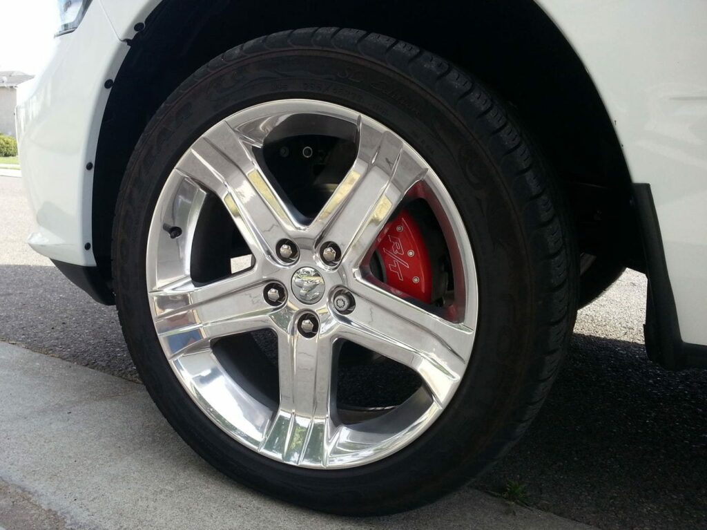 Dodge Ram Calipers