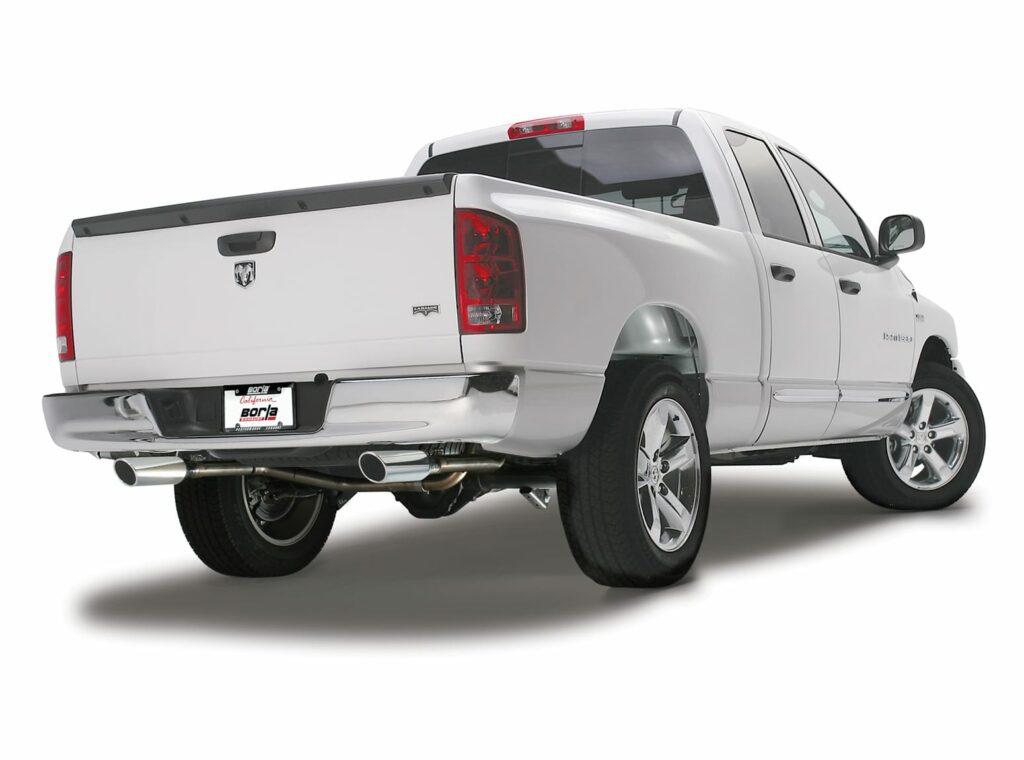 Dodge Ram Cat-Back Exhaust