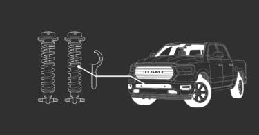 Best Shocks for Dodge Ram 1500 2WD