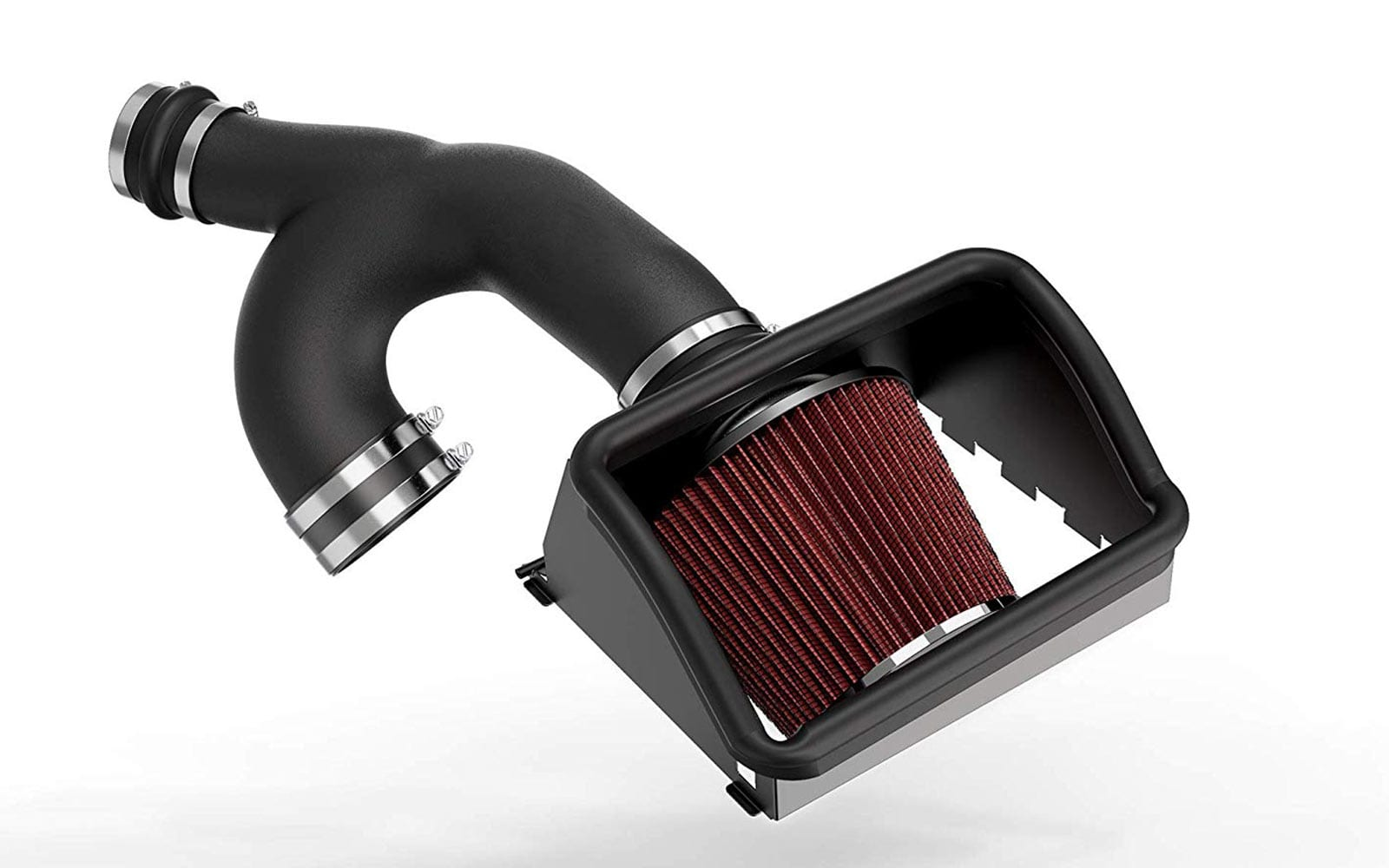 Oiled, 7-Layer Filter aFe Power 75-32112-B Magnum Force Ford F-150 EcoBoost Performance Intake System