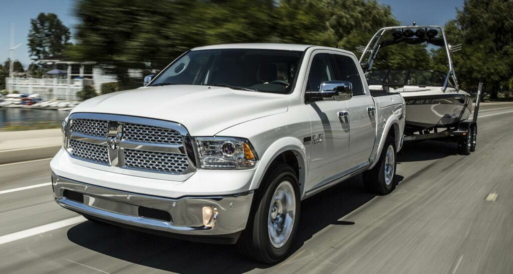 The Ultimate Guide to Towing for your RAM 1500