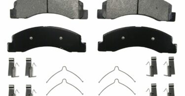 Best Brake Pads for Towing