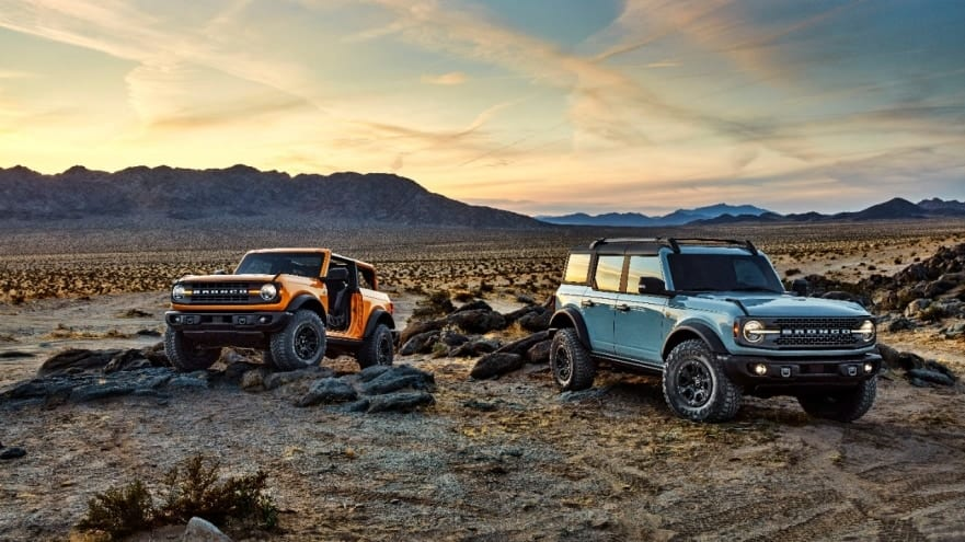 Ford's Bronco Adds Flavor to the US Truck/SUV Market