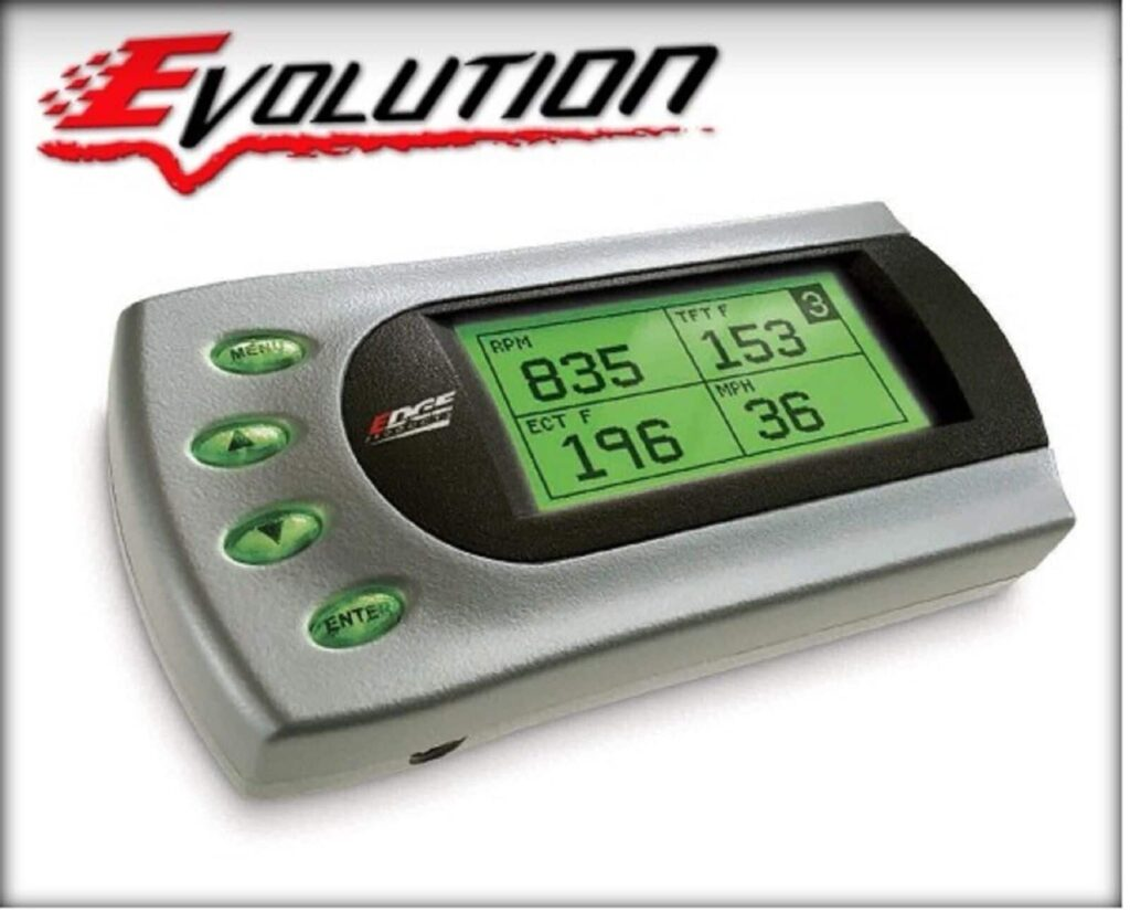 EDGE 15003 EVOLUTION PROGRAMMER FOR 2005-2007 FORD F-250/F-350 POWERSTROKE 6.0L