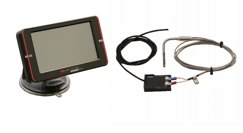 RaceME Ultra Programmer With Pyrometer for 2007.5-2018 Dodge Cummins 6.7L