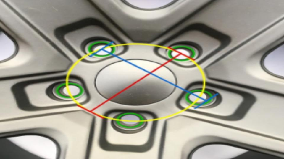 wheel bolt patterns
