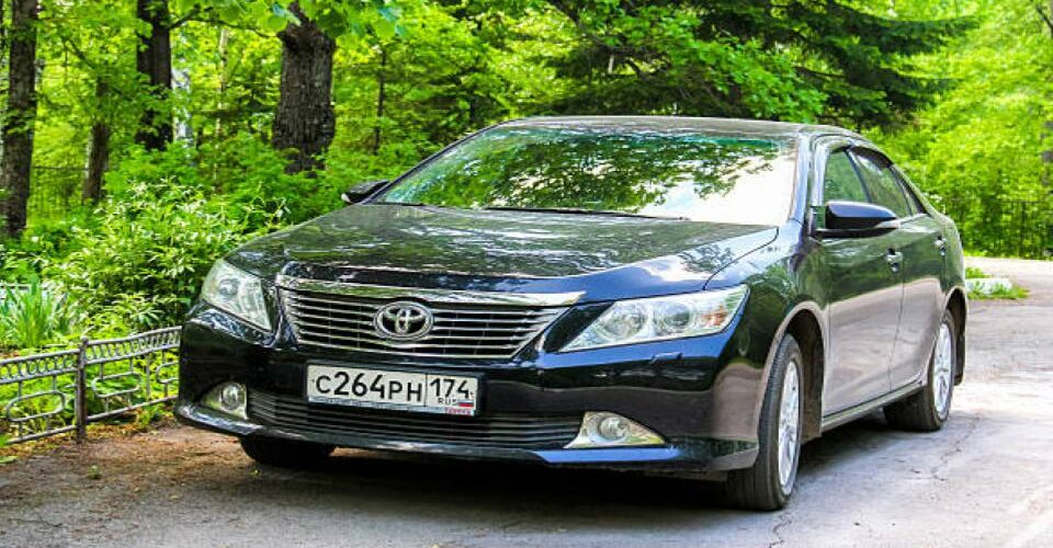 how to reset maintenance light on toyota camry