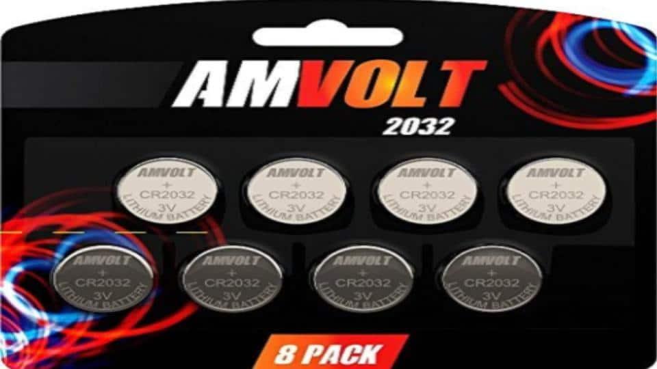 AmVolt CR2032 3V