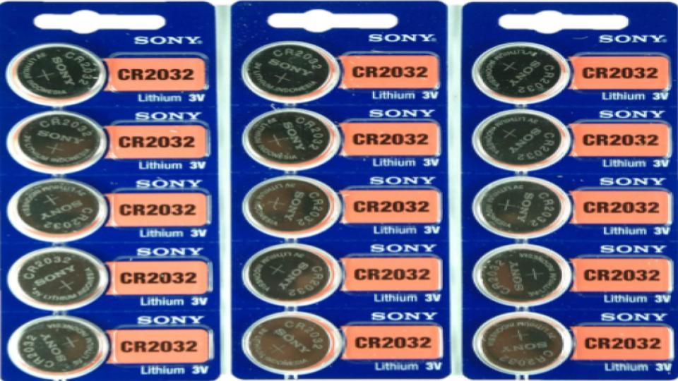 Sony CR2032 3V