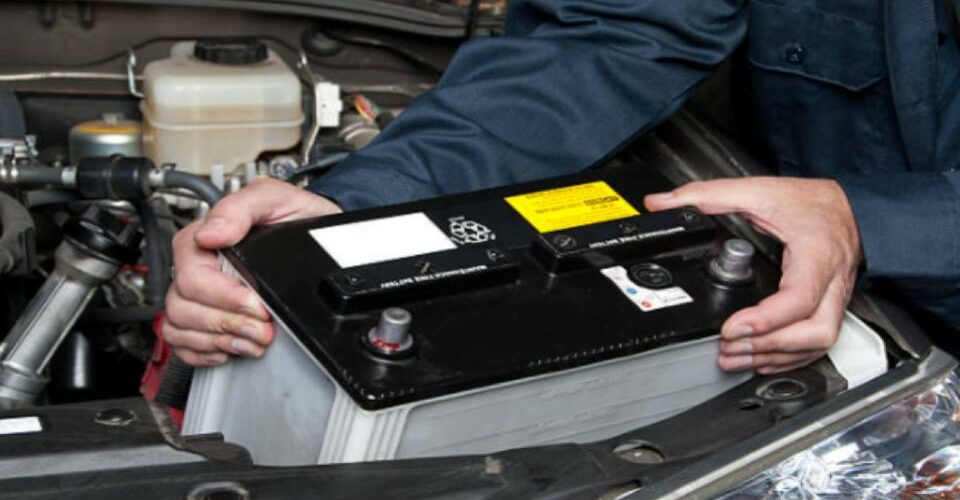 how to recondition a car battery that won't hold charge