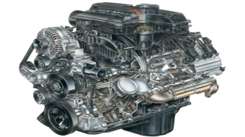 5.7 hemi engine image