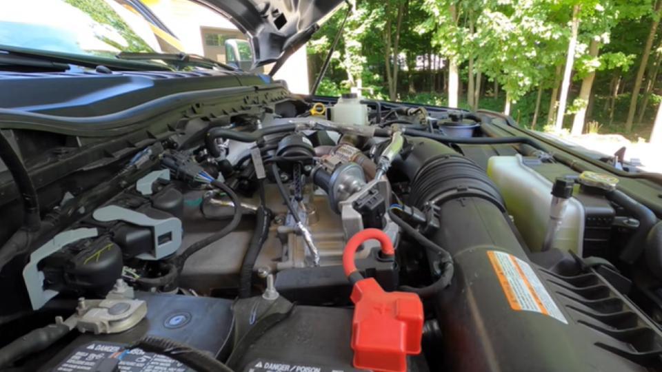 6.7 powerstroke diesel engine