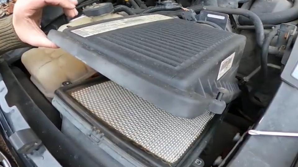 bad air filter