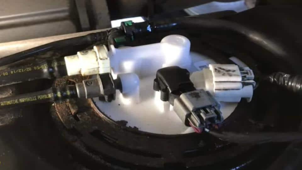 fuel pump of chevy silverado