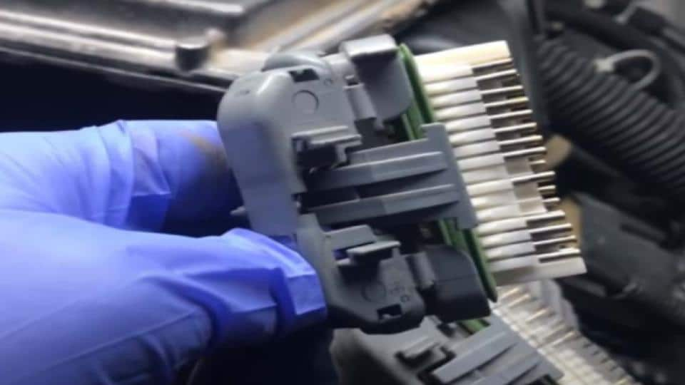 manually inspect the tcm